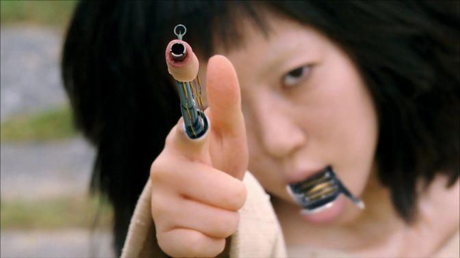 Je suis un Cyborg – Park Chan-Wook