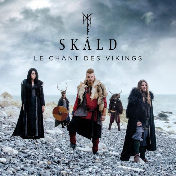 SKÁLD- L'album arrive bientôt!