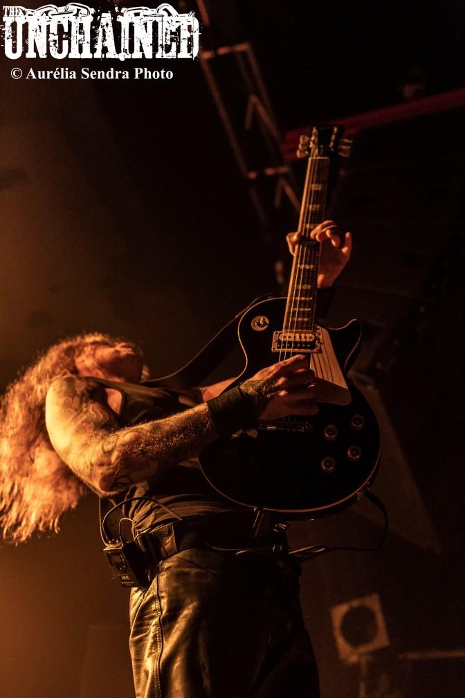 High on Fire & Enslaved & Krakow @ la Machine – 16/10/18