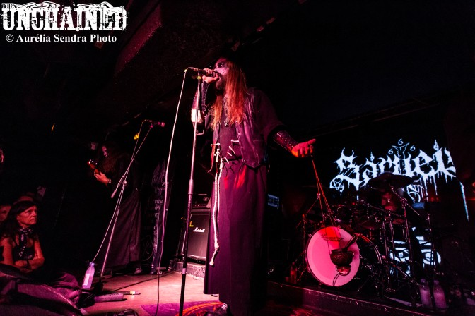 Sargeist & guests @ Gibus Live – 15/10/2018