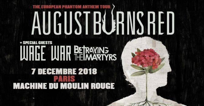 Concours August Burns Red