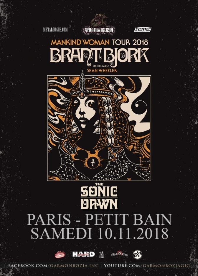 BRANT BJORK + GUESTS  @ PETIT BAIN – 10/11/18