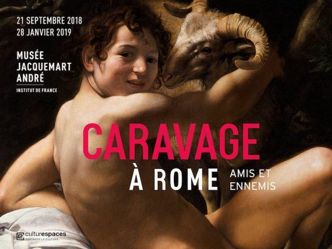 Caravage à Rome : amis et ennemis – Musée Jacquemart-André