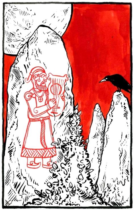Illustration Wardruna