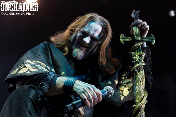 POWERWOLF @ BATACLAN 25/10/18