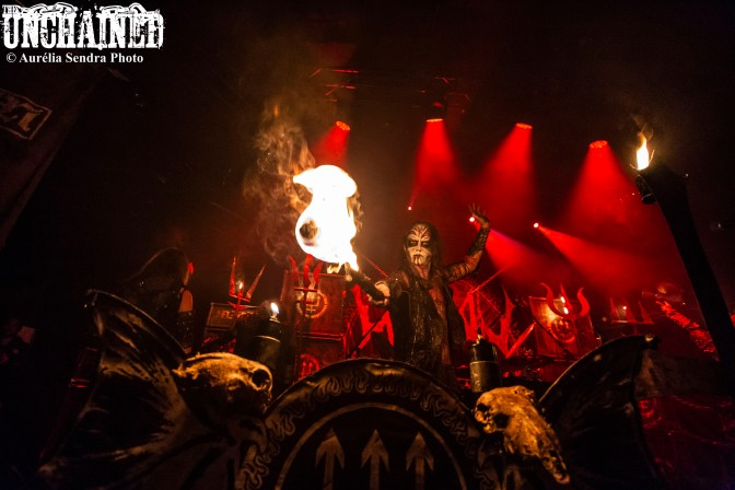 Watain & Rotting Christ @ le Trabendo – 17/11/2018
