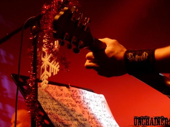 Ensiferum + guest @ La Machine du Moulin Rouge