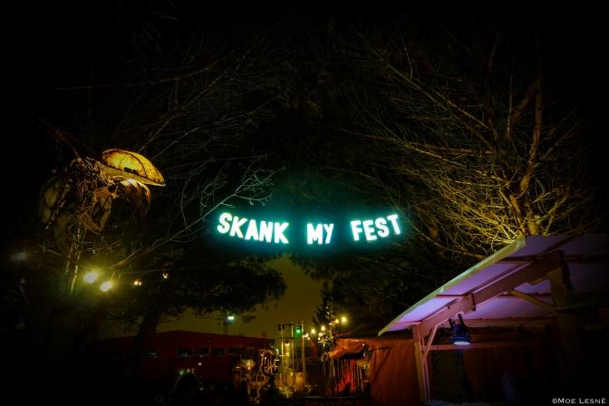Punk People au Crapo pour Skank My Fest – 16/11/2018