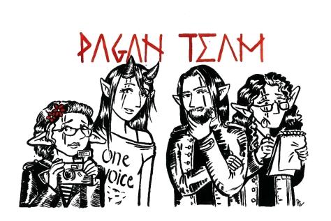 Pagan Team